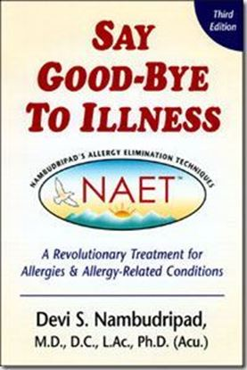 Picture of Say Goodbye to Illness (3rd Edition)
