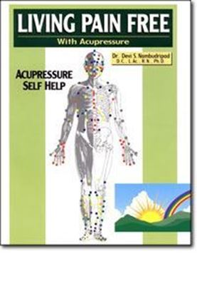 Picture of Living Pain Free With Acupressure