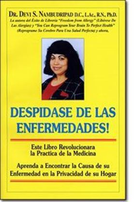 Picture of Say Goodbye to Illness (Spanish Language Edition)