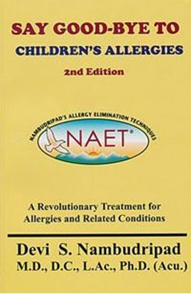 Picture of Say Goodbye to Children's Allergies (2nd Edition)