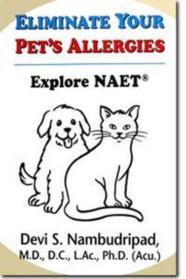 Picture of Eliminate Your Pet's Allergies
