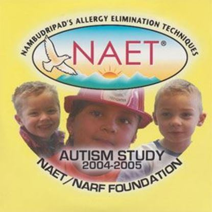 Picture of AET Autism Study 2004-2005 DVD