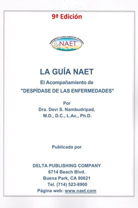 Picture of The NAET Guide Book - Spanish (9th Edition)
